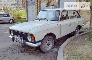 ИЖ 21251 1987 в Львове