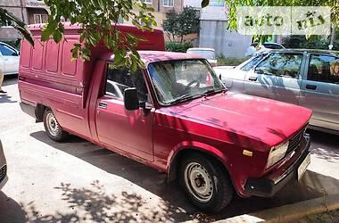 Легковой фургон (до 1,5 т) ИЖ 27175 2007 в Ровно