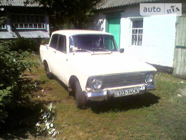 ИЖ 412 1974 в Полтаве