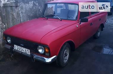 ИЖ 412 1987 в Одессе