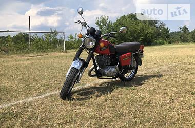 Мотоцикл Многоцелевой (All-round) ИЖ Планета 5 1989 в Новоднестровске