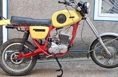 Мотоцикл Кросс ИЖ Планета Спорт 1976 в Тульчине