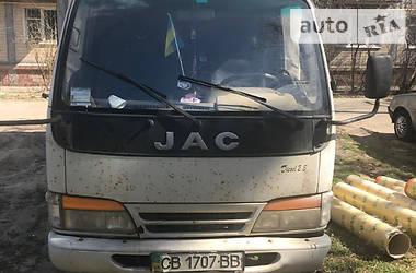 JAC HFC 1020K 2008 в Киеве