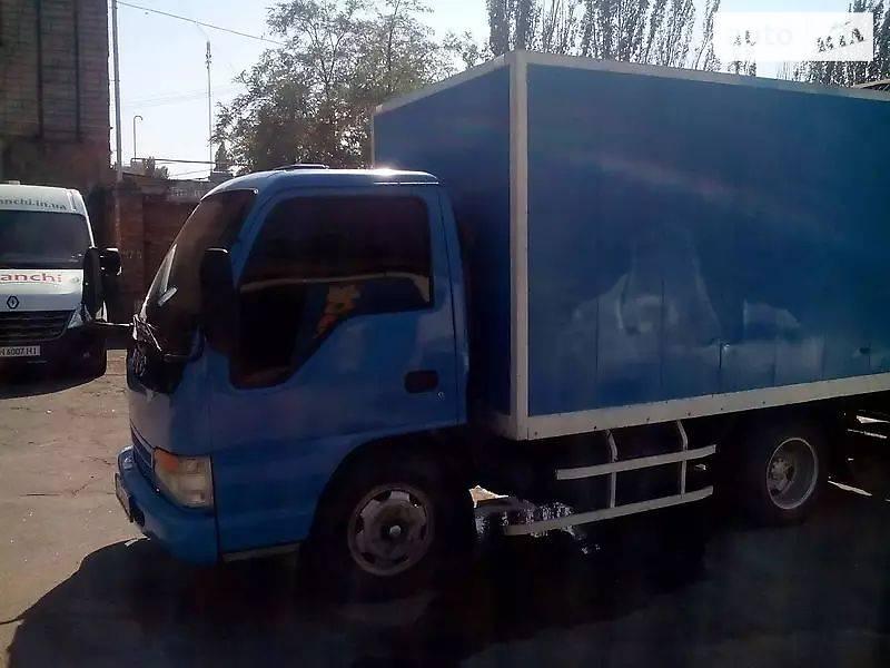 JAC HFC 1020K 2008 в Николаеве