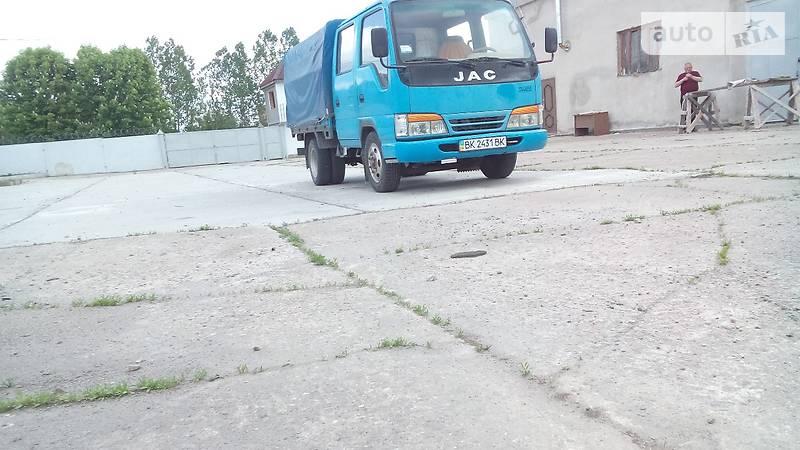 JAC HFC 1020KR 2007 года