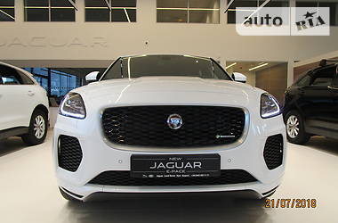 Jaguar E-Pace 2018 в Чубинском