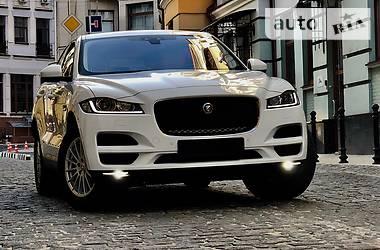 Jaguar F-Pace 2016 в Киеве