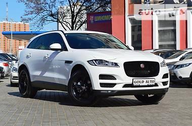 Jaguar F-Pace 2016 в Одесі