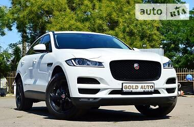 Jaguar F-Pace 2016 в Одессе