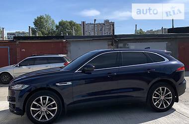 Jaguar F-Pace 2018 в Киеве