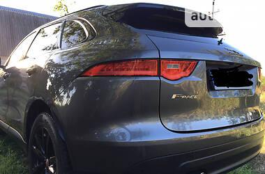 Jaguar F-Pace 2017 в Днепрорудном