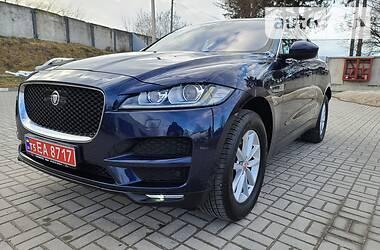 Jaguar F-Pace 2018 в Тернополе