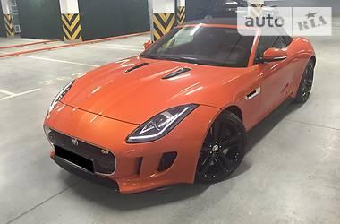 Jaguar F-Type 2014 в Киеве