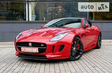 Jaguar F-Type 2015 в Киеве