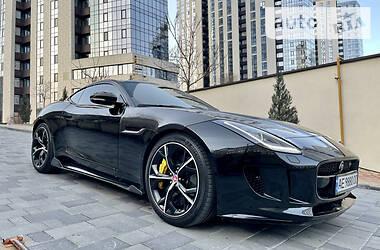 Jaguar F-Type 2014 в Дніпрі
