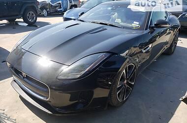 Купе Jaguar F-Type 2019 в Киеве