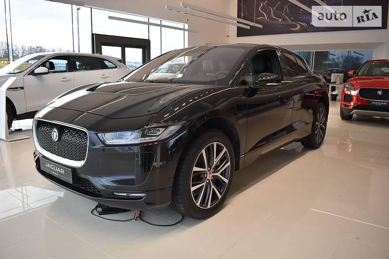 Jaguar I-Pace 2018 года в Днепре (Днепропетровске)