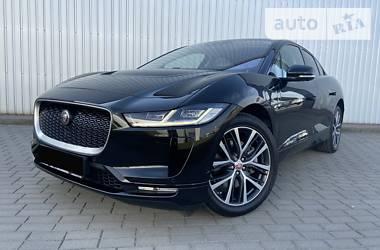 Jaguar I-Pace 2018 в Львові