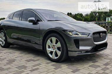 Jaguar I-Pace 2019 в Днепре