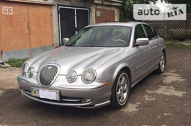 Jaguar S-Type 2000 в Ивано-Франковске