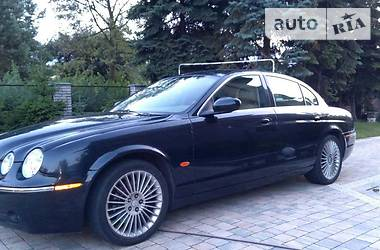 Jaguar S-Type 2006 в Кривом Роге