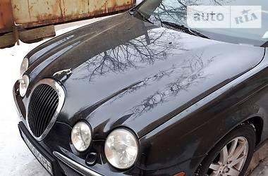 Jaguar S-Type 4.0i 2000