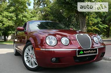 Jaguar S-Type 2007 в Николаеве