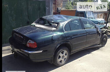 Jaguar S-Type 1999 в Киеве