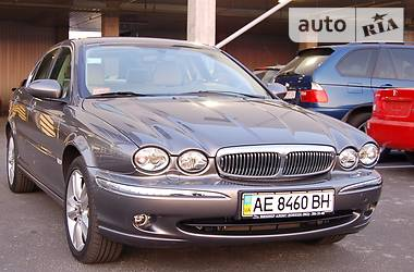 Jaguar X-Type 2006 в Одессе