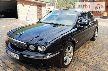 Jaguar X-Type 2003 в Львове