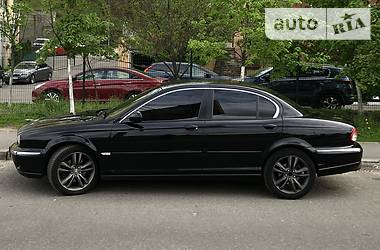Jaguar X-Type 2007 в Киеве