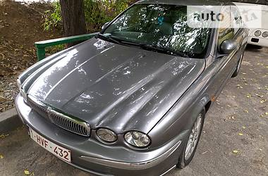 Jaguar X-Type 2004 в Киеве