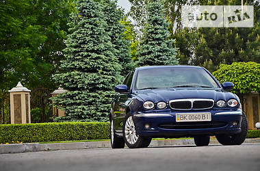 Jaguar X-Type 2003 в Сарнах