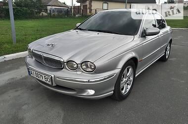 Jaguar X-Type 2002 в Мироновке