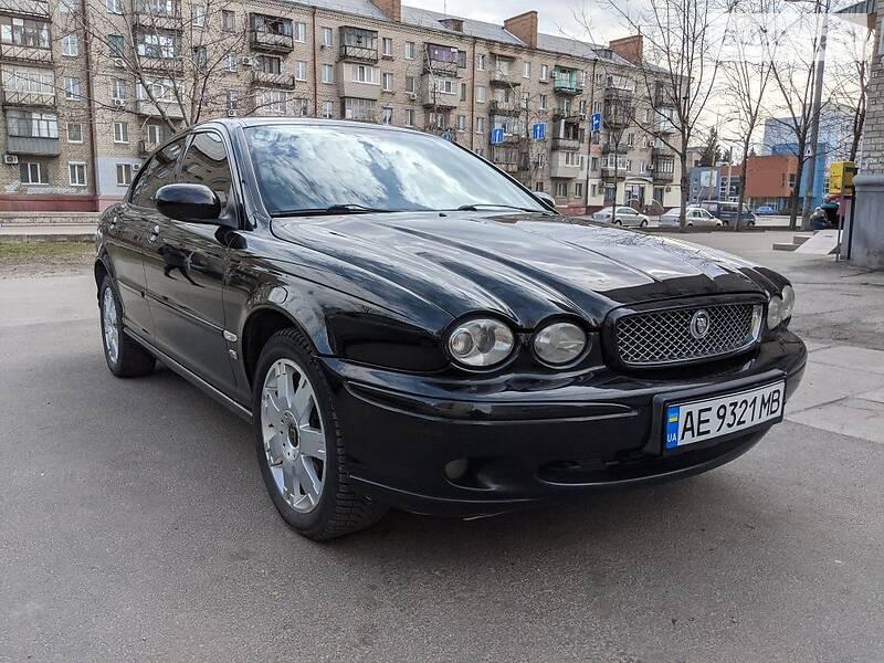 Jaguar X-Type 2002 в Днепре