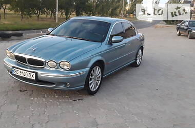 Jaguar X-Type 2002 в Николаеве