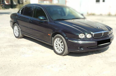 Jaguar X-Type 2001 в Киеве