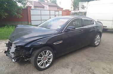 Jaguar XE 2019 в Львове