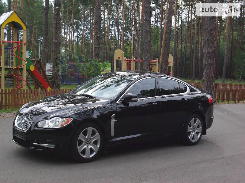 Jaguar XF 2008 в Киеве