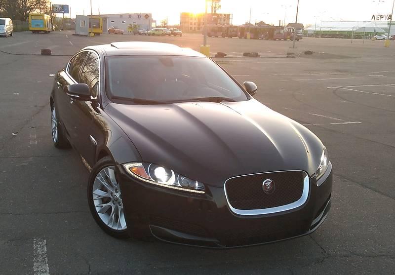 Jaguar XF 2013 в Одесі