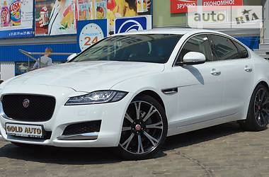 Jaguar XF 2017 в Одессе