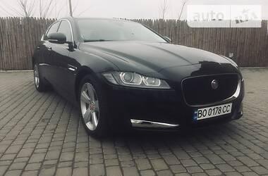 Jaguar XF 2017 в Тернополе