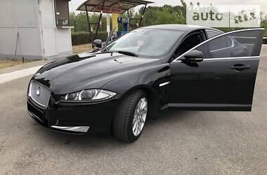 Jaguar XF 2013 в Днепре