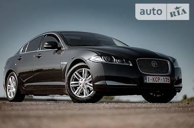 Jaguar XF 2015 в Луцке
