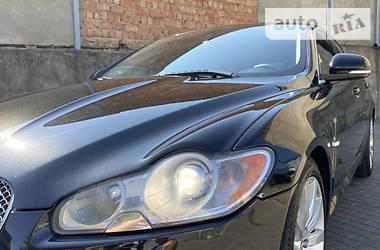 Jaguar XF 2009 в Черновцах