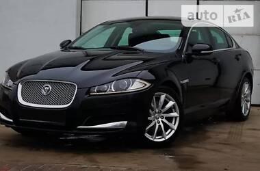 Jaguar XF 2012 в Киеве