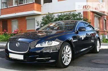 Jaguar XJ 2011 в Харькове