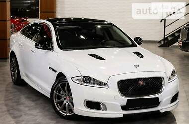 Jaguar XJ 2014 в Белой Церкви