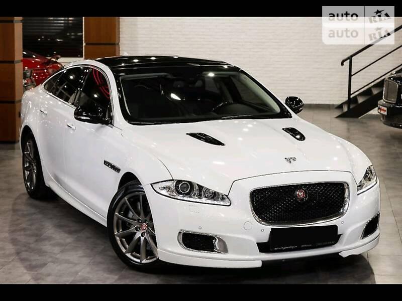 Седан Jaguar XJ 2013 в Белой Церкви