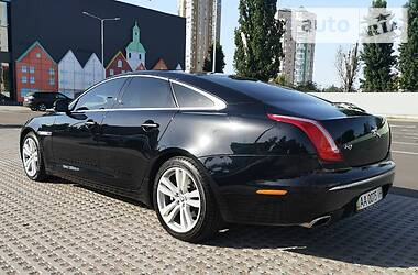 Jaguar XJ 2011 в Киеве